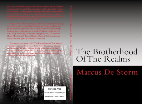 The Brotherhood Paperback Novel